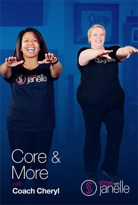 STRIVE Core Workout - Core and More
