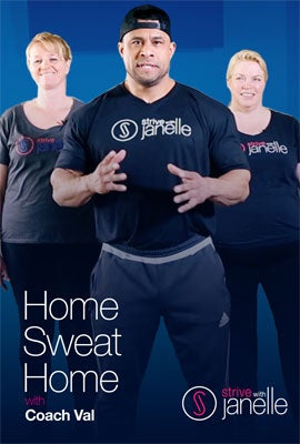 STRIVE Cardio Workout - Home Sweat Home