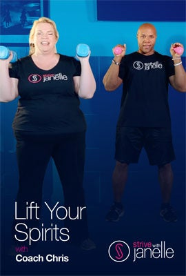 STRIVE Strength Workout - Lift Your Spirits