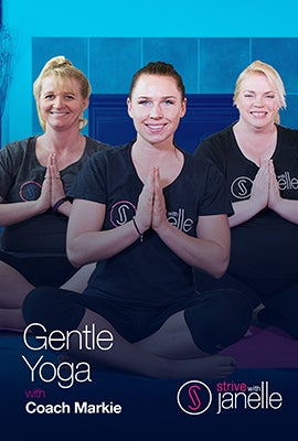 STRIVE Gentle Yoga