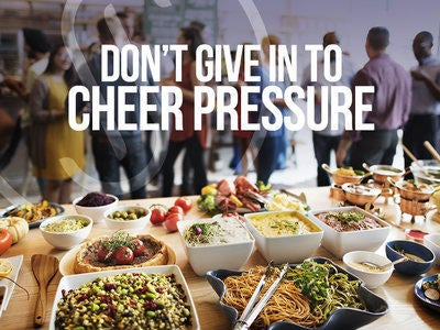 Don't Give In To Cheer Pressure Image
