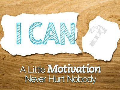 How to Get Motivated – Tips Shared By You! Image